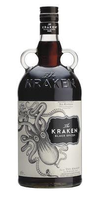 The Kraken Black Spiced Rum 100 CL. - ALC. 40% VOL.