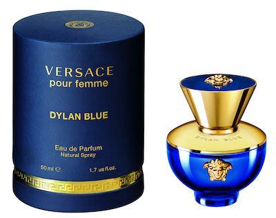 Versace Pour Femme Dylan Blue EdP 50 ml