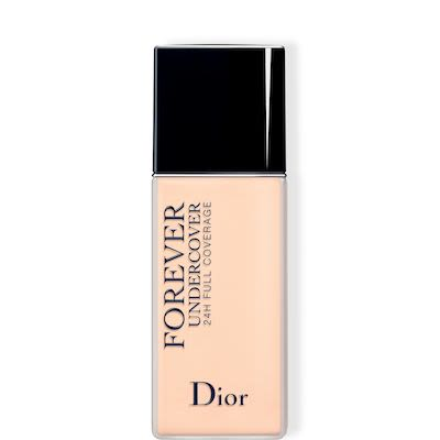 Diorskin Forever Undercover 24h* Full Coverage Ultra-fluid Foundation N°010 Ivoire/Ivory 40 ml