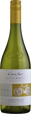Cono Sur, Bicicleta, Chardonnay, Central Valley, DO, dry, wh 75 cl. - Alc. 13,5% Vol.