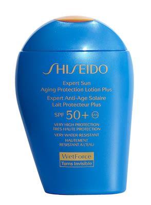 Shiseido Suncare Expert Sun Anti-Aging Protective Lotion Plus SPF 50 100 ML
