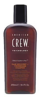 American Crew Hair Recovery + Thickening Shampoo 250 ml