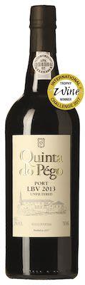 2013 Quinta do Pego LBV Port 75 cl. - Alc. 20% Vol.