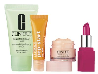 Clinique Must Have Set incl. Free Pouch