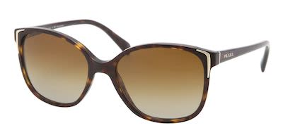 Prada Ladies' Conceptual Sunglasses