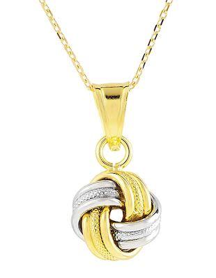 Lucia d'Oro Ladies' Necklace Pendant+Chain