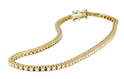 Lucia d'Oro Ladies' Bracelet