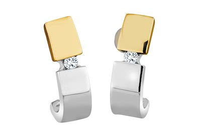 Lucia d'Oro Ladies' Earring