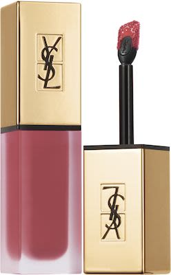 Yves Saint Laurent Tatouage Couture Lipstick With Applicator N° 16 Nude Emblem 6 ML