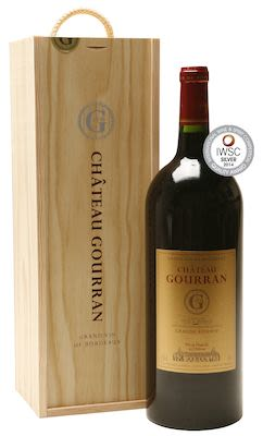 2012 Château Gourran Grande Réserve 150 cl. - Alc. 13.5% Vol. In gift box.