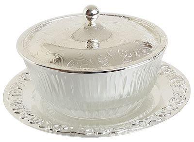 Queen Anne Jam Dish