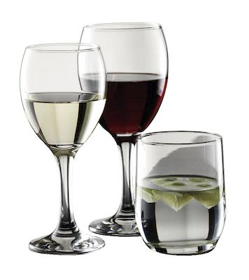 Aida 24 basic glass set
