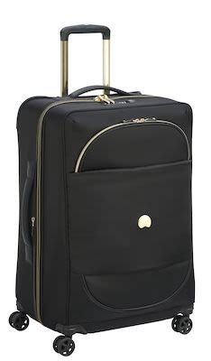 Delsey Montrouge (75 L) 4W Trolley, Black