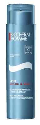 Biotherm Homme T-Pur Moisturizer Gel 100 ml