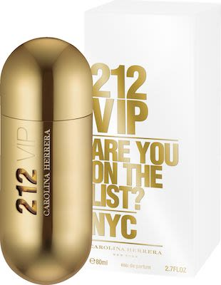 Carolina Herrera 212 VIP EdP 80 ml