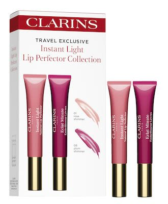 Clarins Instant Light Lip Perfector Collection