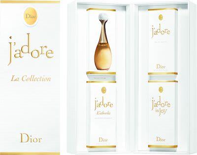 Dior Coffret J'Adore La Collection Coffret