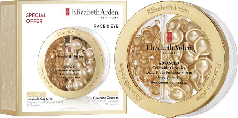 Elizabeth Arden Ceramide Capsules Face and Eye Set