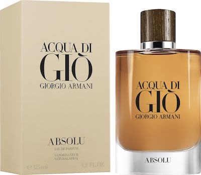 Giorgio Armani Acqua di Giò Absolu EdP 125 ml