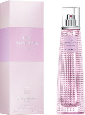 Givenchy Live Irrésistible Blossom Crush EdT 75 ml