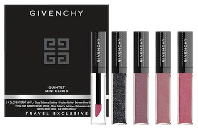 Givenchy Gloss Interdit Mini Quintet Lipstick Set