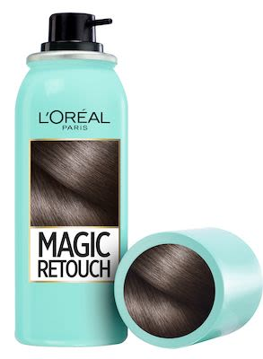 L'Oréal Paris Magic Retouch Temporary Hair Coloration N° 2 Brown 75 ml