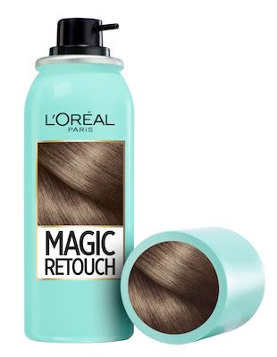 L'Oréal Paris Magic Retouch Temporary Hair Coloration N° 3 Chatain 75 ml