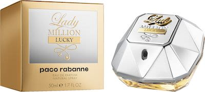 Paco Rabanne Lady Million Lucky EdP 50 ml