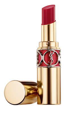 YSL Rouge Volupté Shine Lipstick N° 4 rouge in danger 4 g