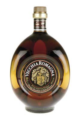 Vecchia Romagna Etichetta Nera 100 cl.- Alc. 40% Vol.