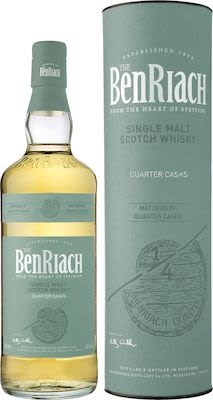 BenRiach Classic, 70 cl. - Alc.  46% Vol. In gift box. Highland.