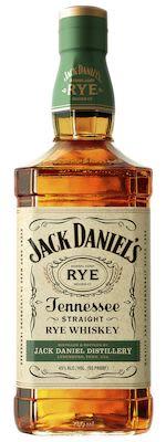 Jack Daniel's Tennessee Rye, 100 cl. - Alc. 45% Vol.