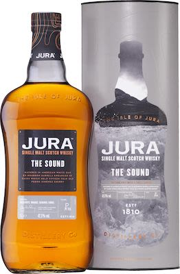 Jura The Sound, 100 cl. - Alc. 42.5% Vol. In gift box. Jura.