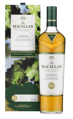 Macallan Lumina, 70 cl. - Alc.  41.3% Vol. In gift box. Speyside.