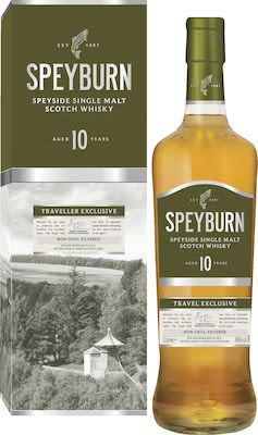 Speyburn 10YO, 100 cl. - Alc.  46% Vol. In gift box. Highland.