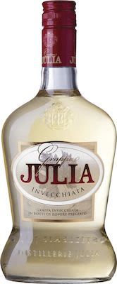 Julia Grappa Invecchiata 70 cl. - Alc. 40% Vol.