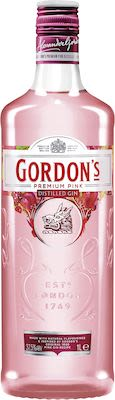 Gordon's Pink 100 cl. - Alc. 37.5% Vol.