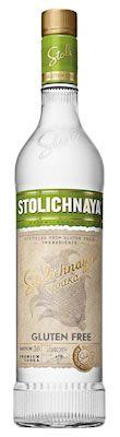 Stolichnaya Gluten Free 100 cl. - Alc. 40% Vol.