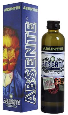 Absente 10 cl. - Alc. 55% Vol.