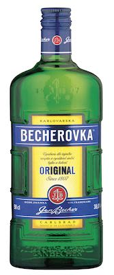 Becherovka Carlsbad 50 cl. - Alc. 38% Vol.