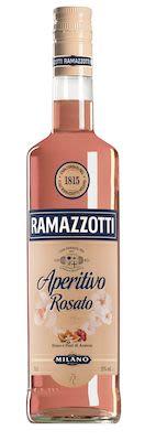 Ramazzotti Aper Rosato 100 cl. - Alc. 15% Vol.