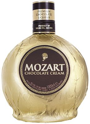 Mozart Chocolate Cream 100 cl. - Alc. 17% Vol.