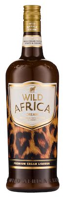 Wild Africa Cream Liqueur 100 cl. - Alc. 17% Vol.