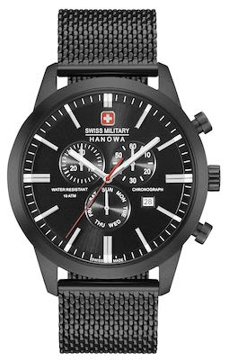 Swiss Military Hanowa Gents Chrono Classic Watch