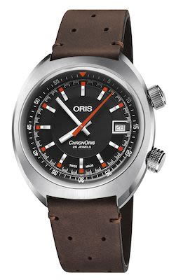 Oris Gents Williams Chronoris Watch