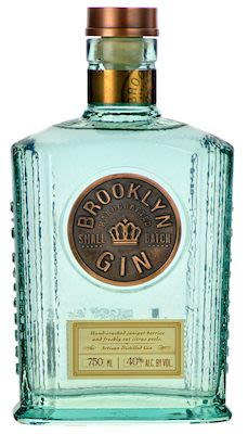 Brooklyn Gin, USA 70 cl. - Alc. 40% Vol.