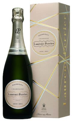 Laurent-Perrier Harmony, Demi-Sec - 75 cl. - 12% Alc. Vol. In gift box.