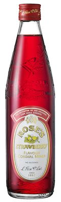 Rose's Strawberry 57 cl.