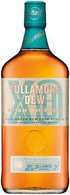 Tullamore D.E.W. XO Rum Cask, 100 cl. - Alc. 43% Vol. Irish.