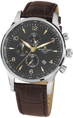 J.L. Gent's Classic London Watch